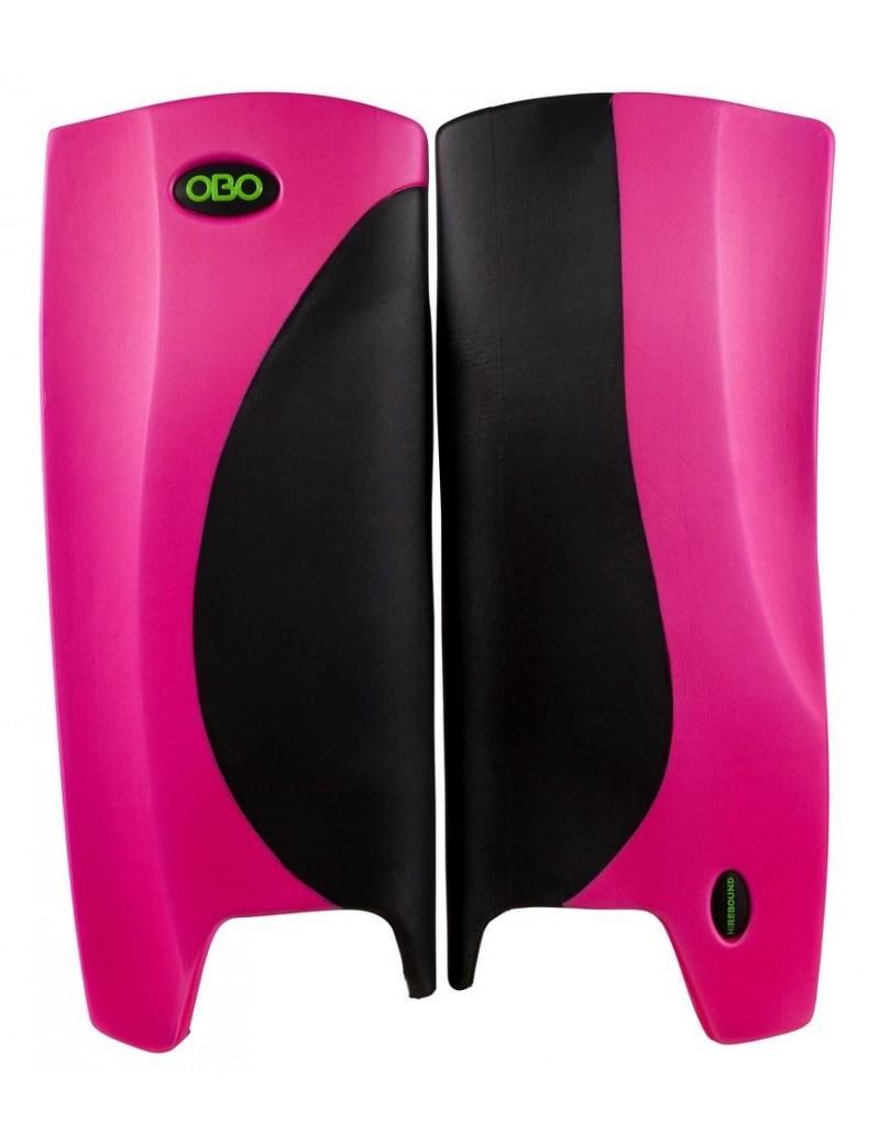OBO Robo Hi Rebound Legguards Black Pink