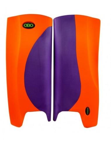 OBO Robo Hi Rebound Legguards Violeta Orange