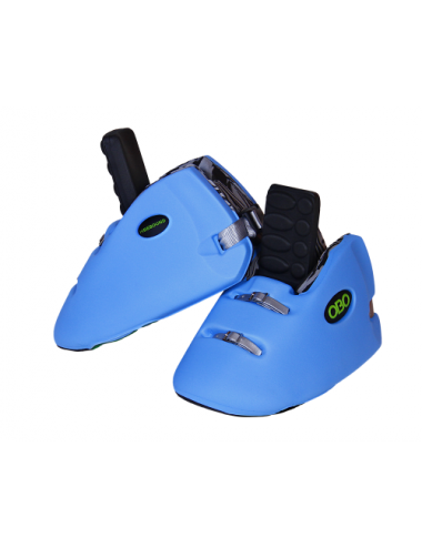 OBO Robo HI CONTROL Kickers Light Blue