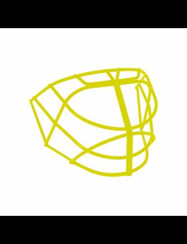 OBO Helmet PE/FG/CK - Grill Yellow