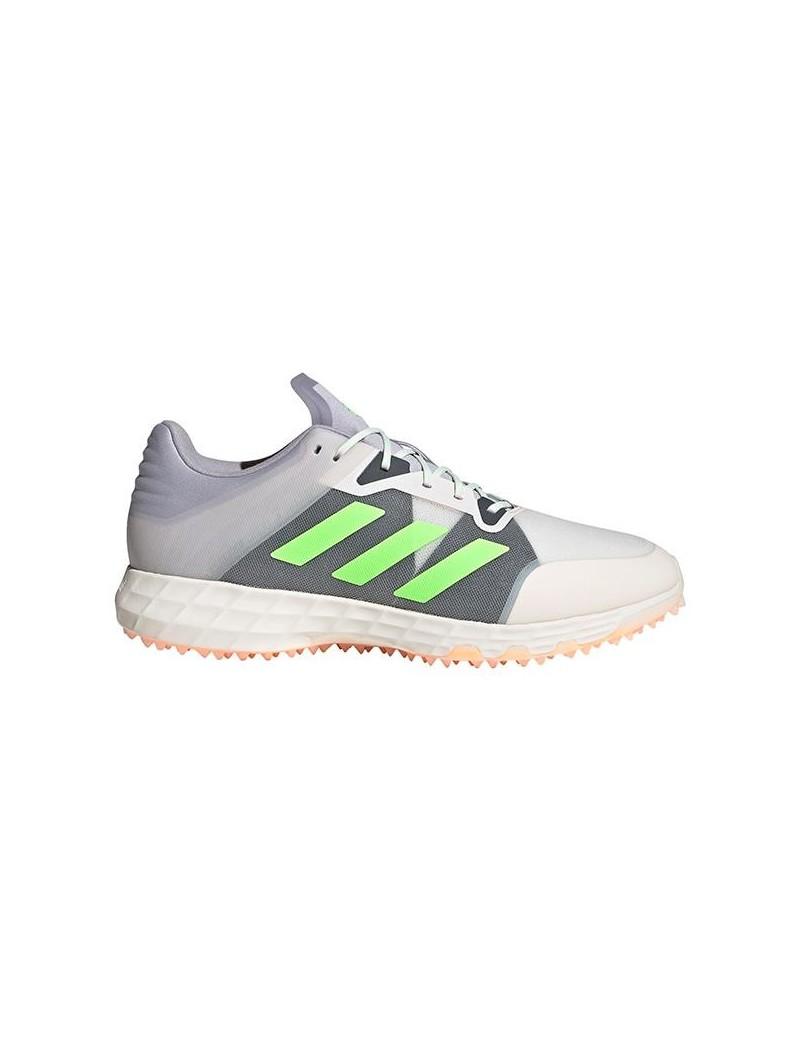 Adida Lux 2.0S Hockey Shoes Grey Green