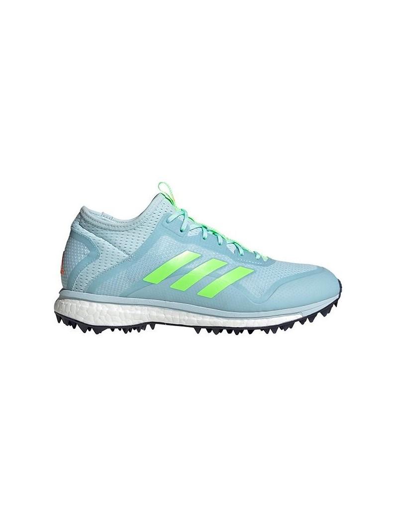 Adidas Fabela X Empower Hockey Shoes Sky Blue