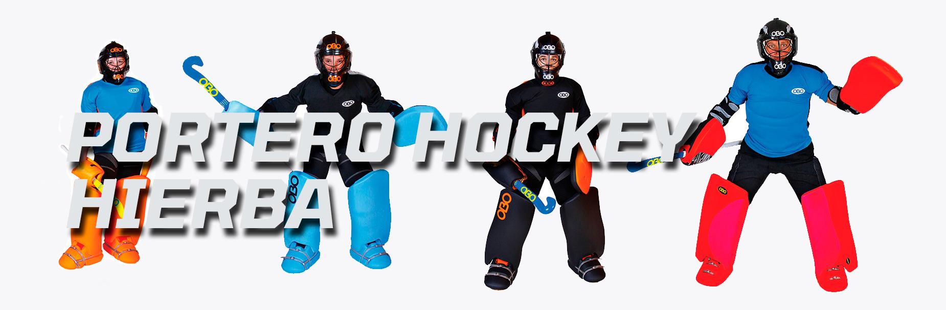 Portero Hockey Hierba