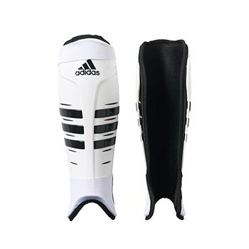 Espinillera Adidas Blanca